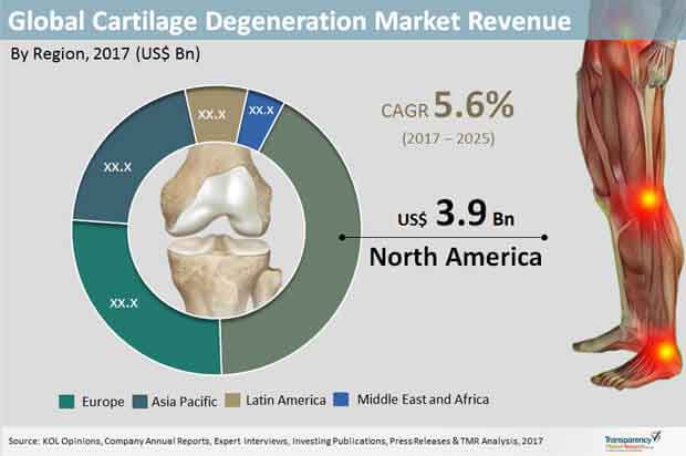 cartilage degeneration market
