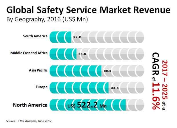 safety service market